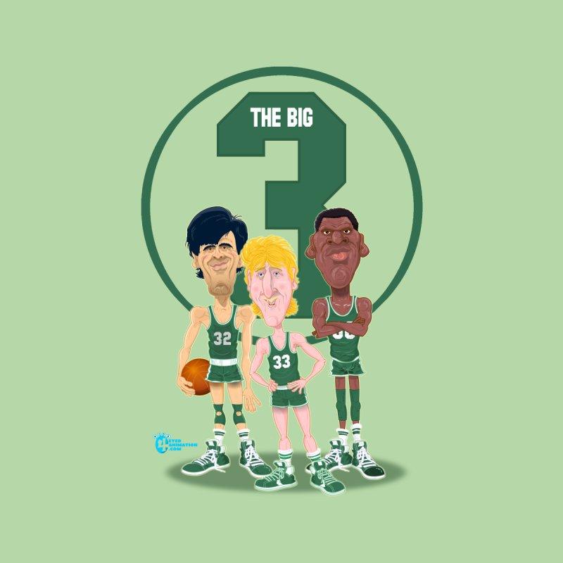 The Big 3 Men's T-Shirt by JoeCorrao4EA's Artist Shop