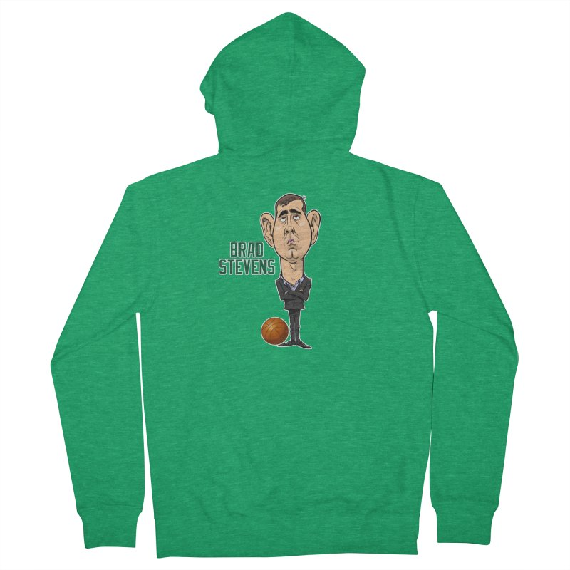 Brad Stevens Men's Zip-Up Hoody by JoeCorrao4EA's Artist Shop