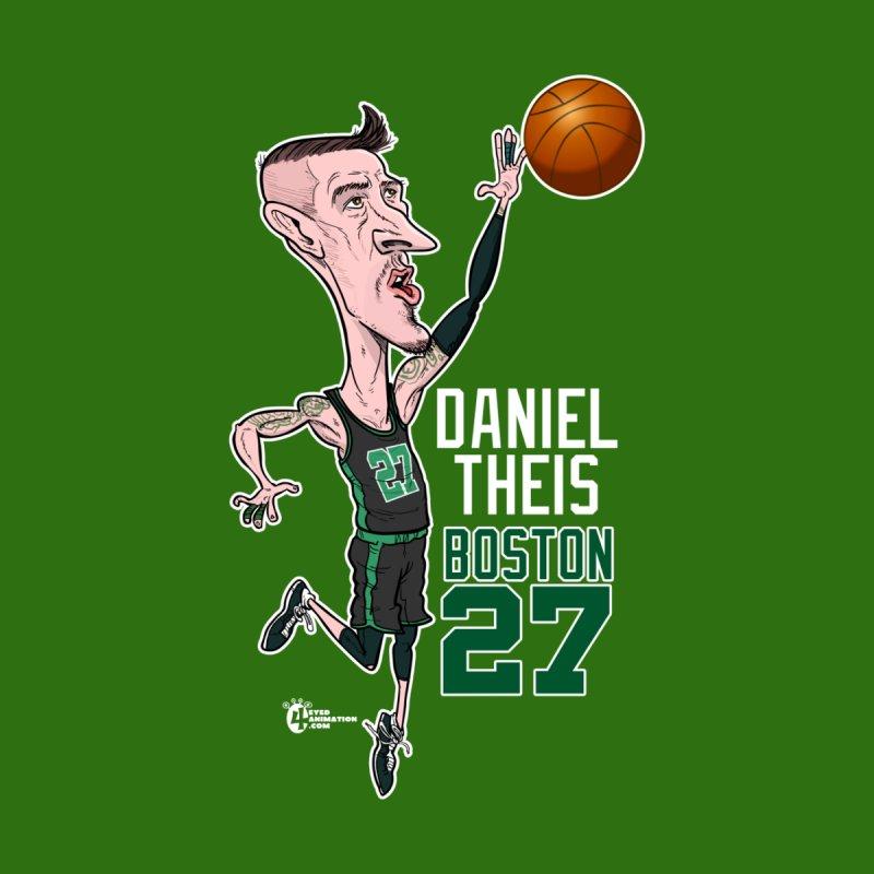 Daniel Theis Men's T-Shirt by JoeCorrao4EA's Artist Shop