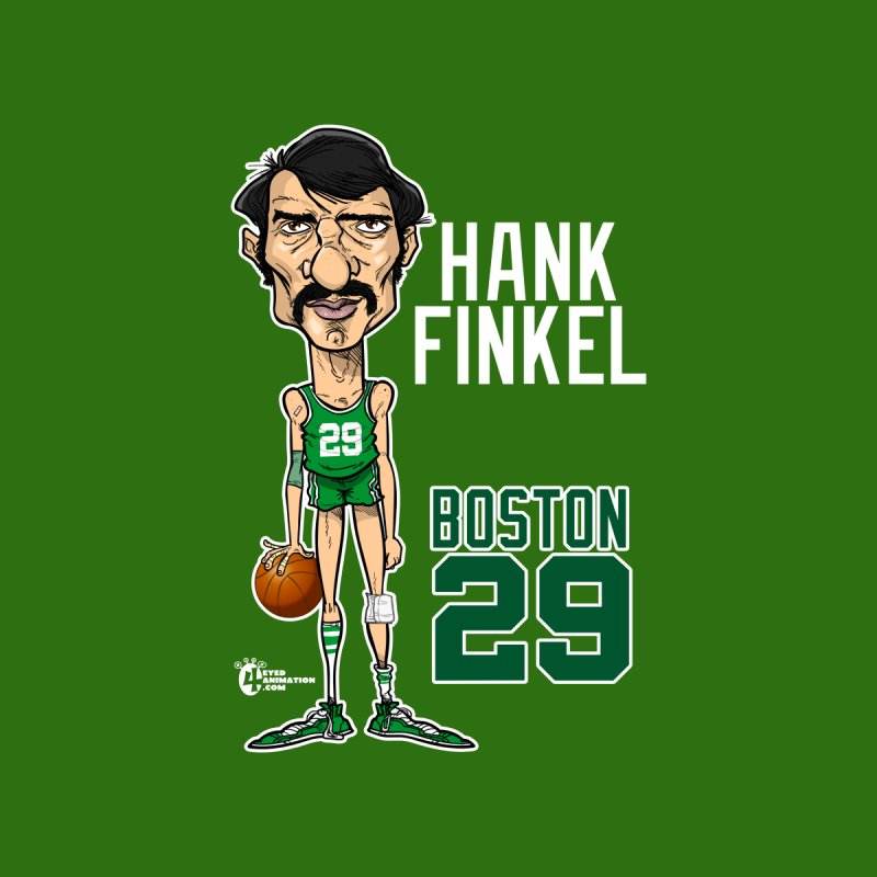 Hank Finkel Women's T-Shirt by JoeCorrao4EA's Artist Shop