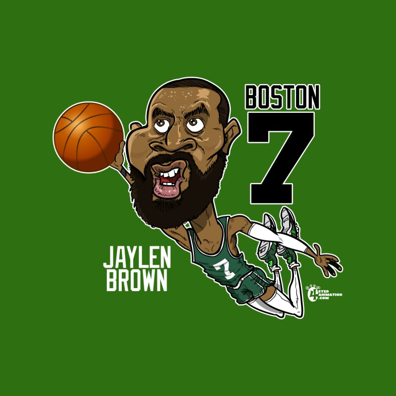 Jaylen Bown Men's T-Shirt by JoeCorrao4EA's Artist Shop