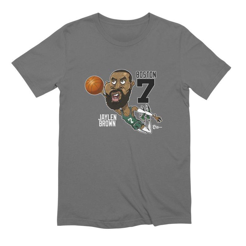 Jaylen Bown Men's T-Shirt by JoeCorrao4EA's Artist Shop