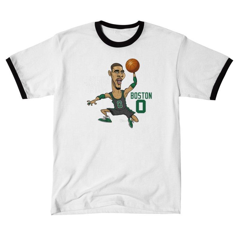 Jayson Tatum Women's T-Shirt by JoeCorrao4EA's Artist Shop