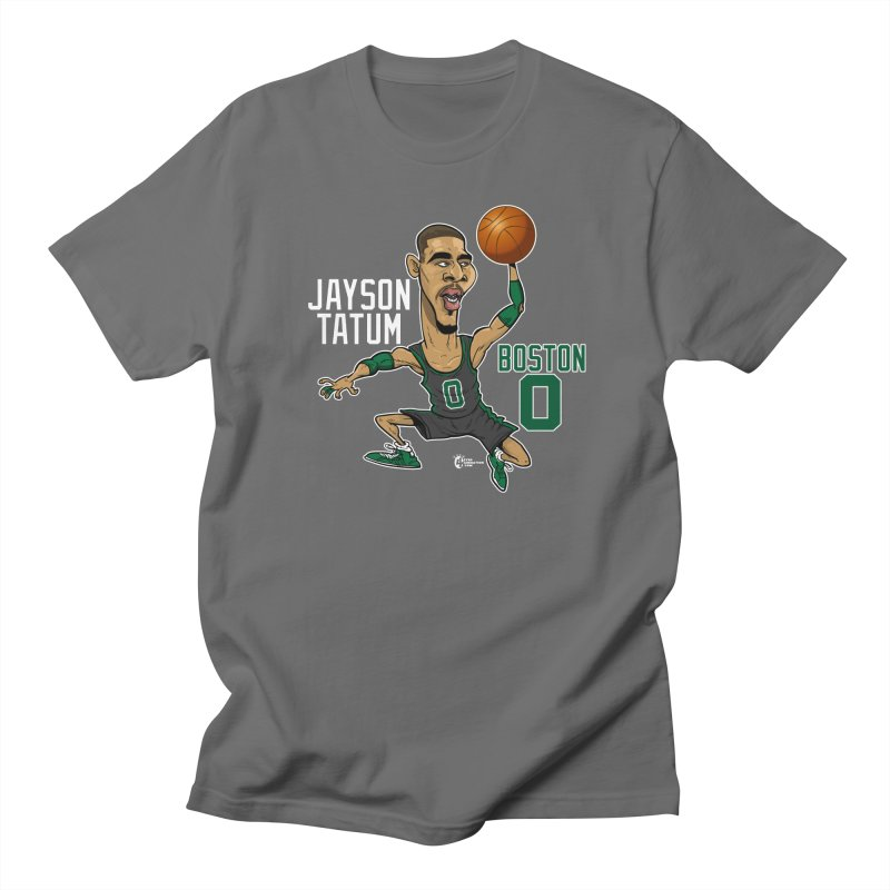 Jayson Tatum Men's T-Shirt by JoeCorrao4EA's Artist Shop