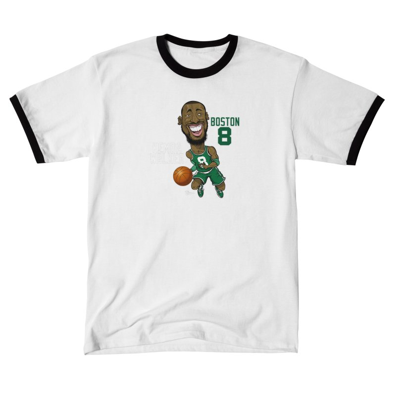 Kemba Walker Women's T-Shirt by JoeCorrao4EA's Artist Shop
