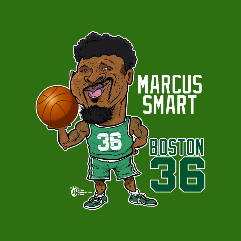Marcus Smart Men's T-Shirt by JoeCorrao4EA's Artist Shop