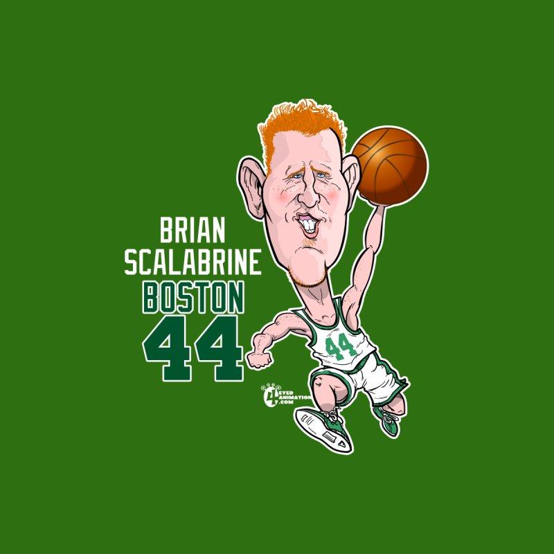 Brian Scalabrine Men's T-Shirt by JoeCorrao4EA's Artist Shop