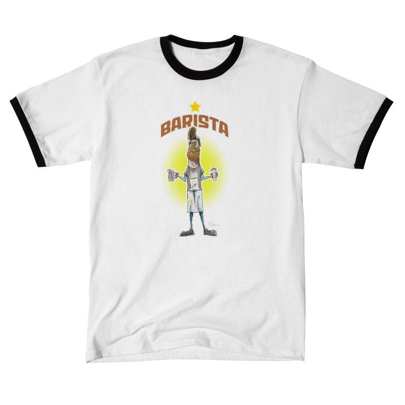 Barista Women's T-Shirt by JoeCorrao4EA's Artist Shop