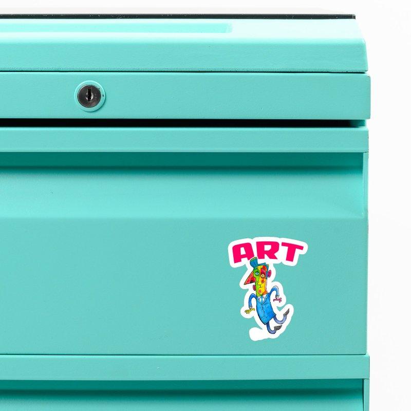 ART Accessories Magnet by JoeCorrao4EA's Artist Shop
