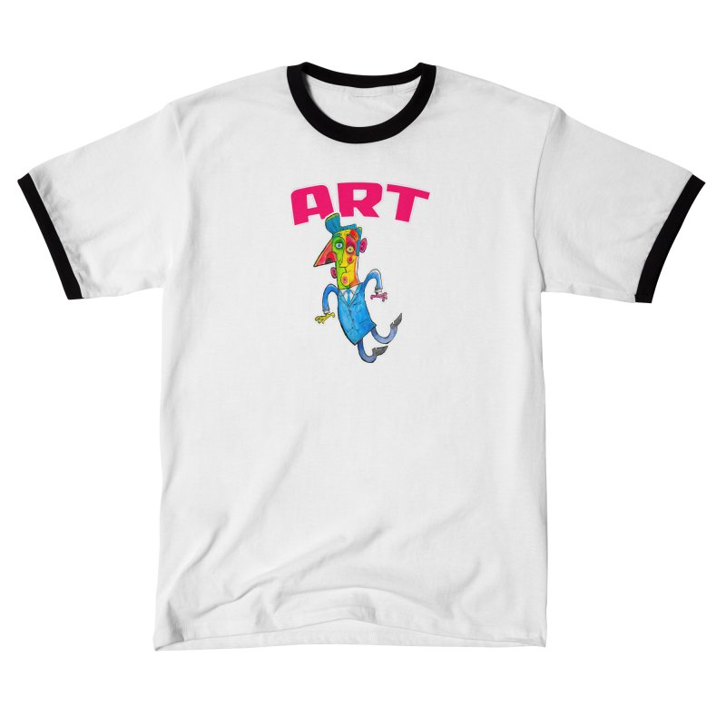 ART Women's T-Shirt by JoeCorrao4EA's Artist Shop