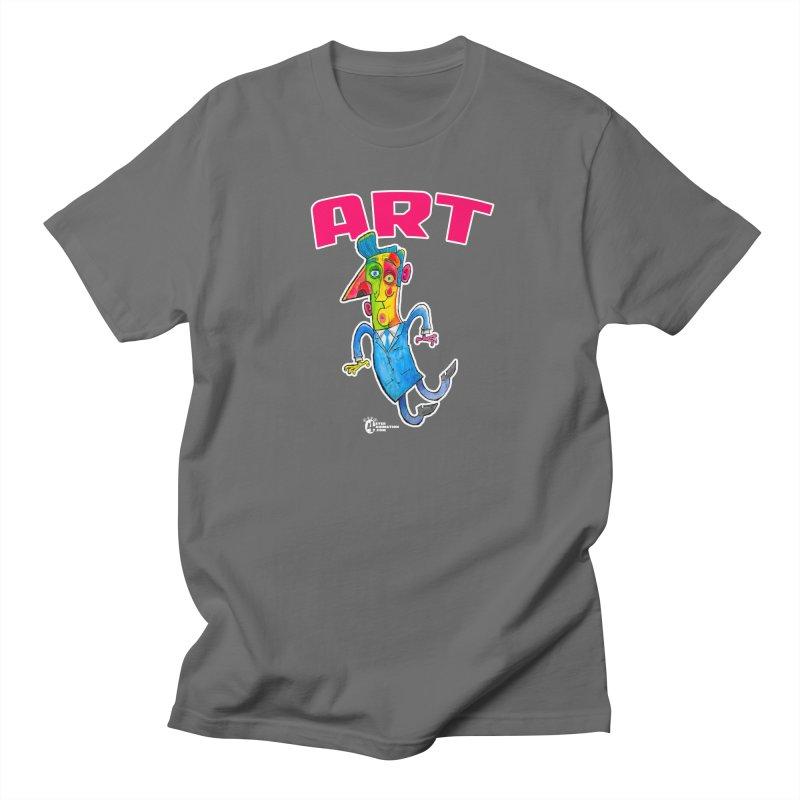 ART Women's T-Shirt by JoeCorrao4EA's Artist Shop