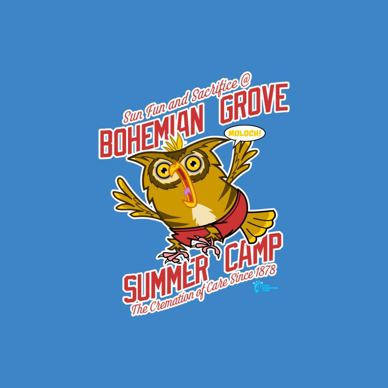 Bohemian Grove Summer Camp Women's Scoop Neck by JoeCorrao4EA's Artist Shop