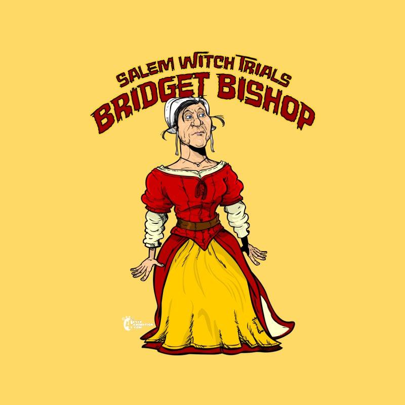 Salem Witch Trial Bridget Bishop Kids T-Shirt by JoeCorrao4EA's Artist Shop