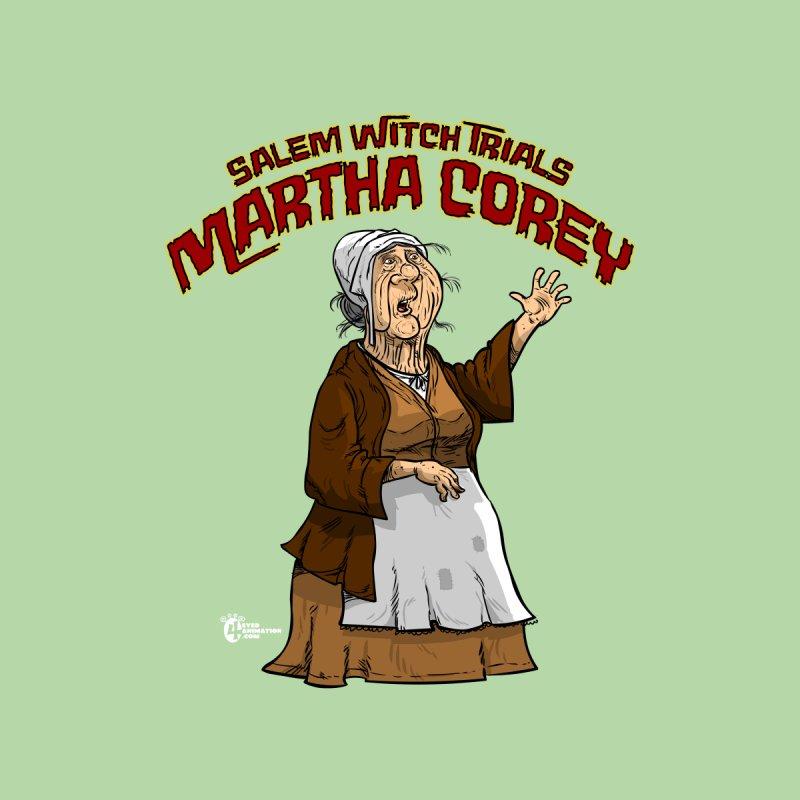 Salem Witch Trials Martha Corey Women's Scoop Neck by JoeCorrao4EA's Artist Shop