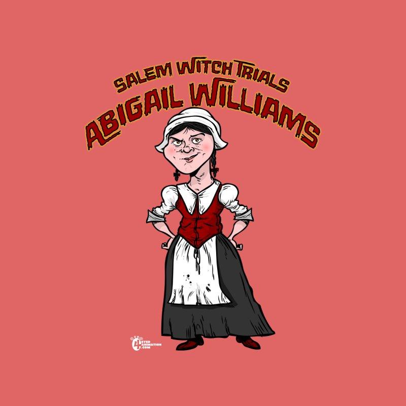 Salem Witch Trials Abigail Williams Women's T-Shirt by JoeCorrao4EA's Artist Shop