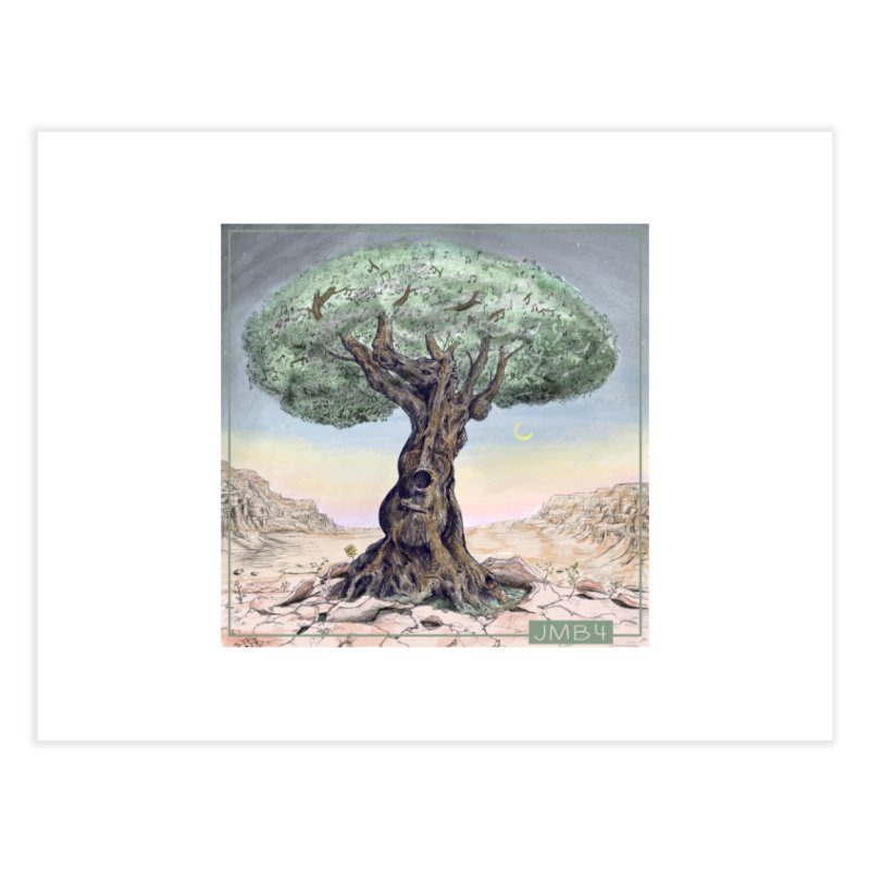 JMB4 Album Cover Art Home Fine Art Print by JoeMarrcinekBand's Artist Shop