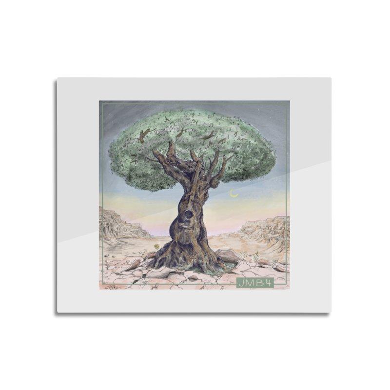 JMB4 Album Cover Art Home Mounted Acrylic Print by JoeMarrcinekBand's Artist Shop