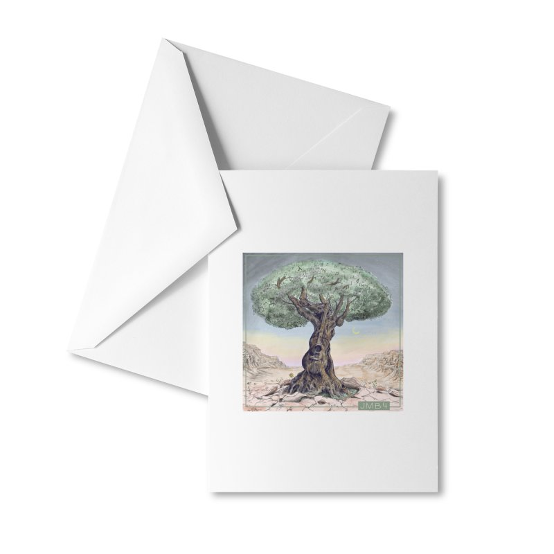 JMB4 Album Cover Art Accessories Greeting Card by JoeMarrcinekBand's Artist Shop
