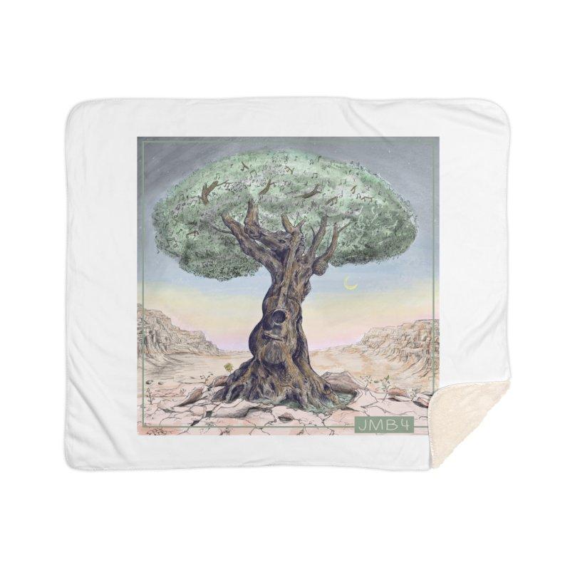 JMB4 Album Cover Art Home Blanket by JoeMarrcinekBand's Artist Shop