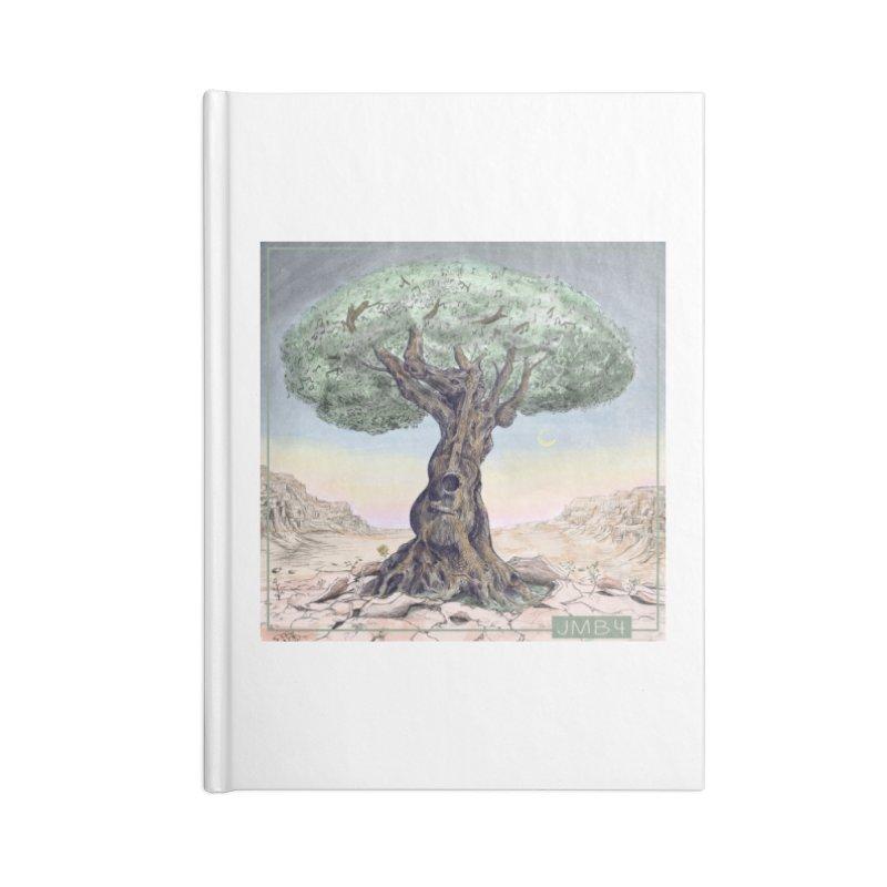 JMB4 Album Cover Art Accessories Notebook by JoeMarrcinekBand's Artist Shop