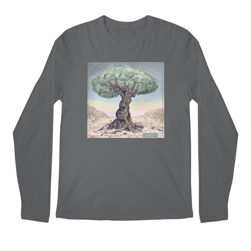 JMB4 Album Cover Art Men's Longsleeve T-Shirt by JoeMarrcinekBand's Artist Shop