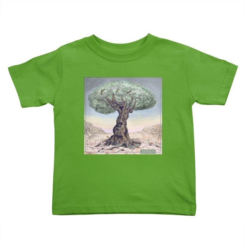 JMB4 Album Cover Art Kids Toddler T-Shirt by JoeMarrcinekBand's Artist Shop