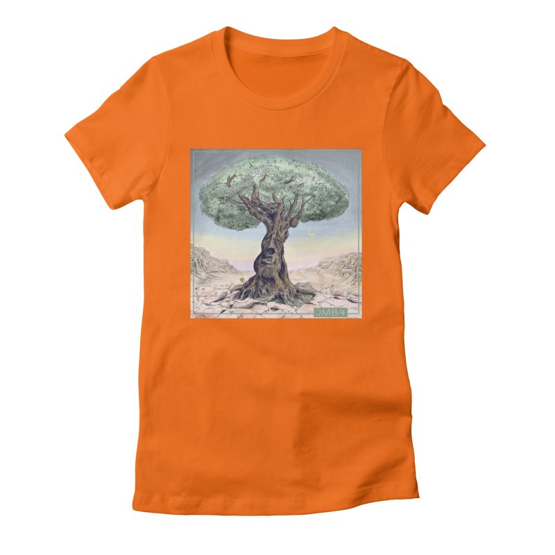 JMB4 Album Cover Art Women's T-Shirt by JoeMarrcinekBand's Artist Shop