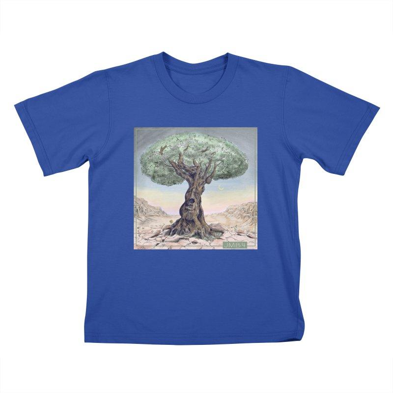JMB4 Album Cover Art Kids T-Shirt by JoeMarrcinekBand's Artist Shop
