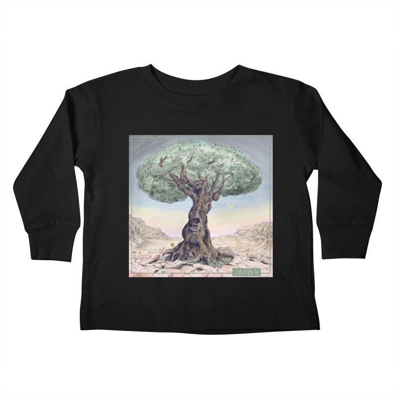 JMB4 Album Cover Art Kids Toddler Longsleeve T-Shirt by JoeMarrcinekBand's Artist Shop