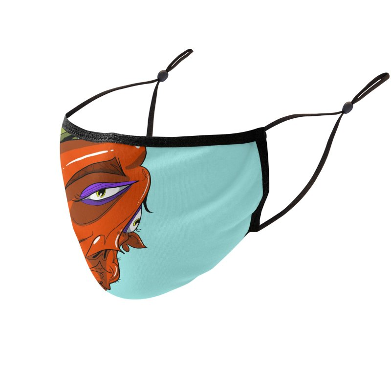 JF Blues Accessories Face Mask by JoeMarrcinekBand's Artist Shop