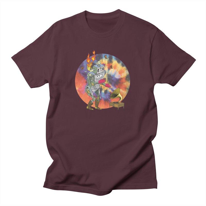 Dance Factory Men's T-Shirt by JoeMarrcinekBand's Artist Shop
