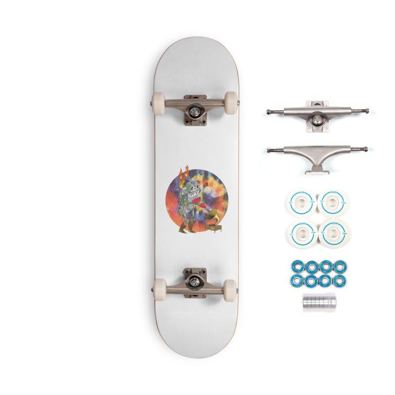 Dance Factory Accessories Skateboard by JoeMarrcinekBand's Artist Shop