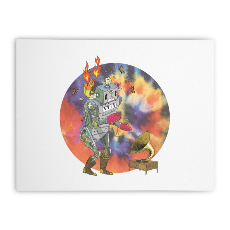 Dance Factory Home Stretched Canvas by JoeMarrcinekBand's Artist Shop