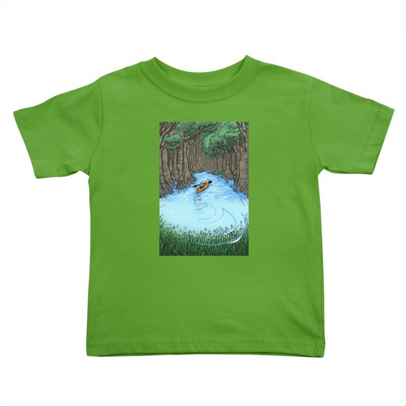 Yes! Kids Toddler T-Shirt by JoeMarrcinekBand's Artist Shop