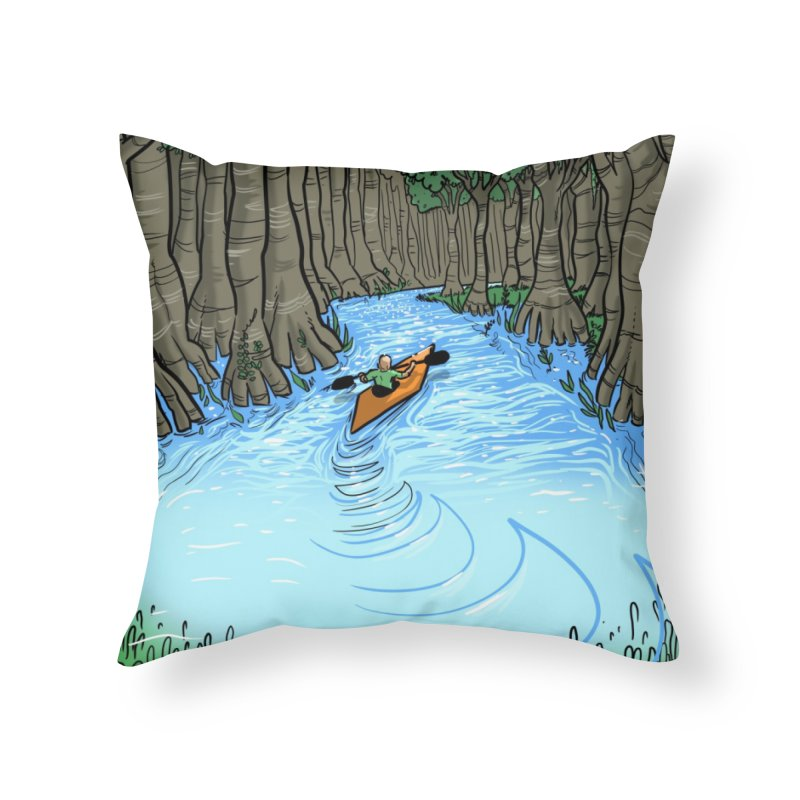 Yes! Home Throw Pillow by JoeMarrcinekBand's Artist Shop