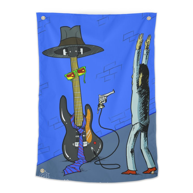 AGM Home Tapestry by JoeMarrcinekBand's Artist Shop