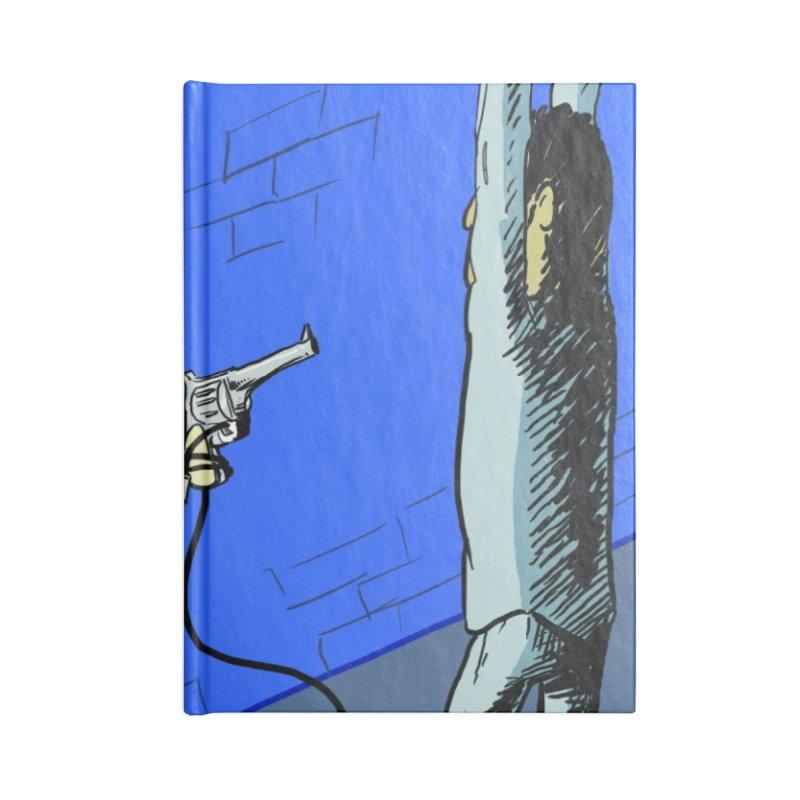 AGM Accessories Notebook by JoeMarrcinekBand's Artist Shop