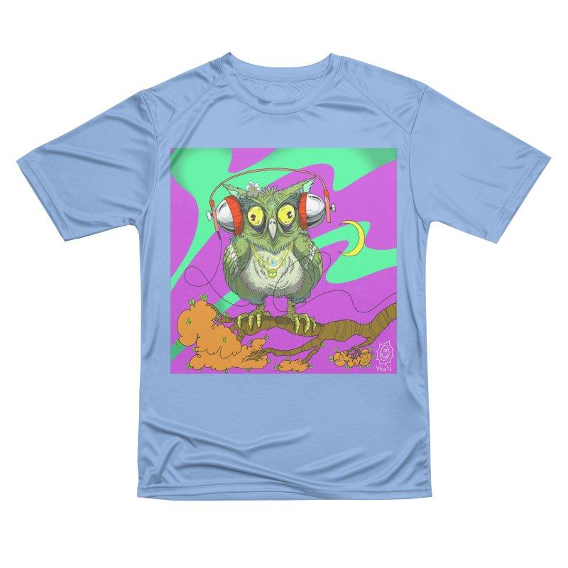 Night Owl Men's T-Shirt by JoeMarrcinekBand's Artist Shop