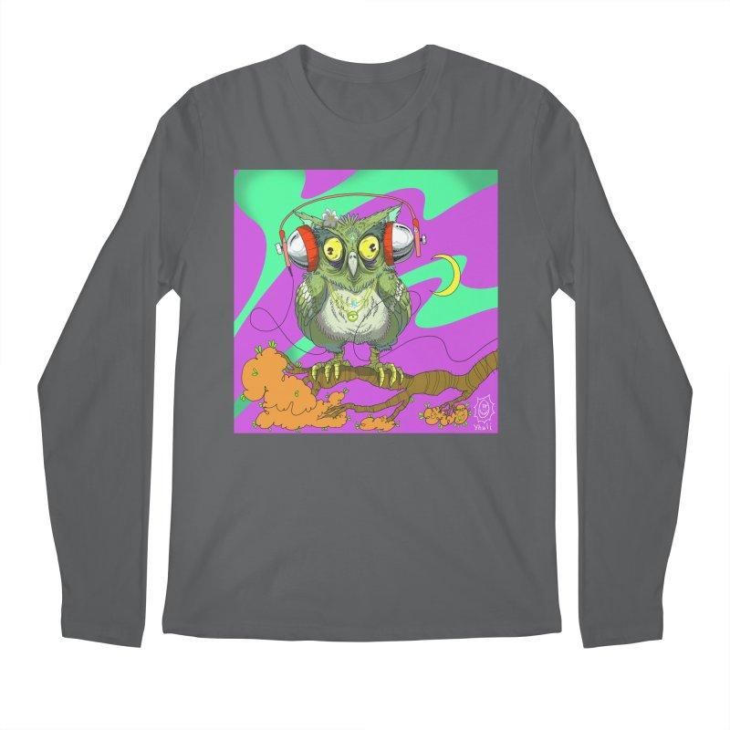Night Owl Men's Longsleeve T-Shirt by JoeMarrcinekBand's Artist Shop