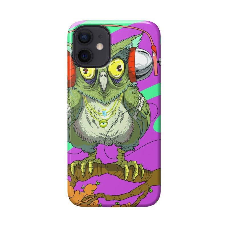 Night Owl Accessories Phone Case by JoeMarrcinekBand's Artist Shop