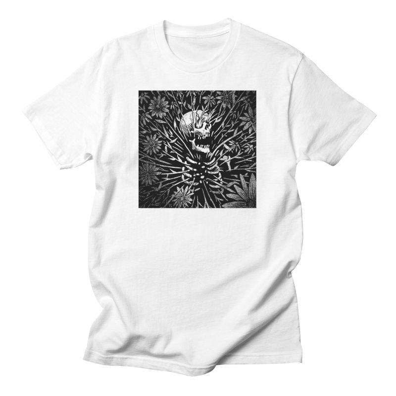 Flower Shirt Men's T-Shirt by Joe Ruff's Artist Shop