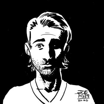 Joe Ruff's Artist Shop Logo