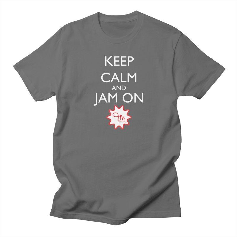 Jam on Men's T-Shirt by JohariMade's Artist Shop