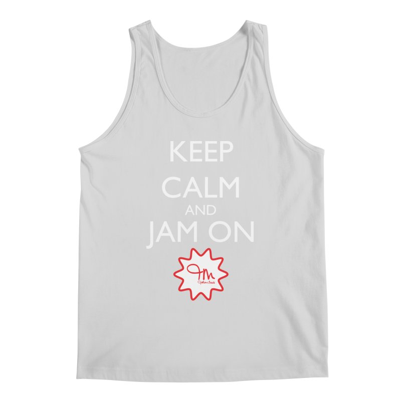 Jam on Men's Tank by JohariMade's Artist Shop