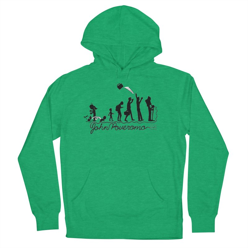 Comic Evolution (Dot Net Edition) Women's French Terry Pullover Hoody by John Poveromo's Artist Shop