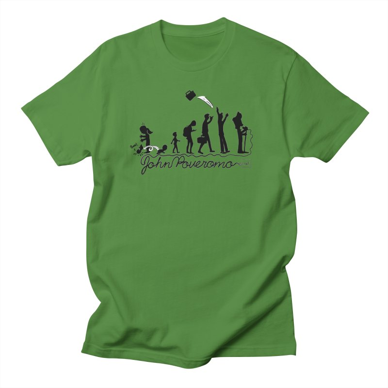 Comic Evolution (Dot Net Edition) Women's T-Shirt by John Poveromo's Artist Shop