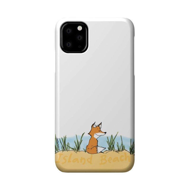 Zero Fox Given Accessories Phone Case by John Poveromo's Artist Shop