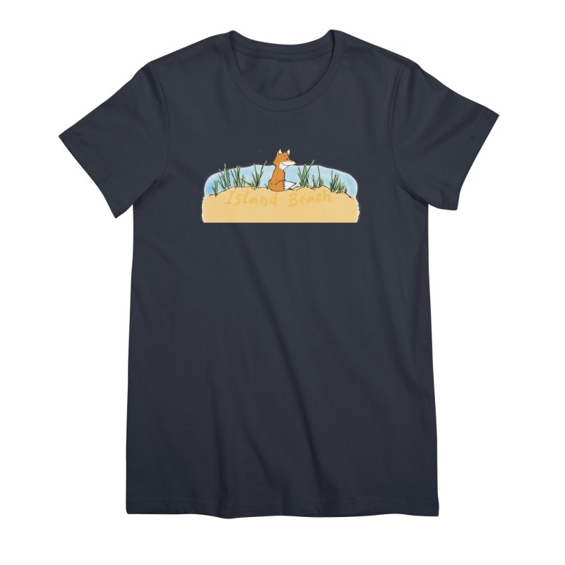 Zero Fox Given Women's Premium T-Shirt by John Poveromo's Artist Shop