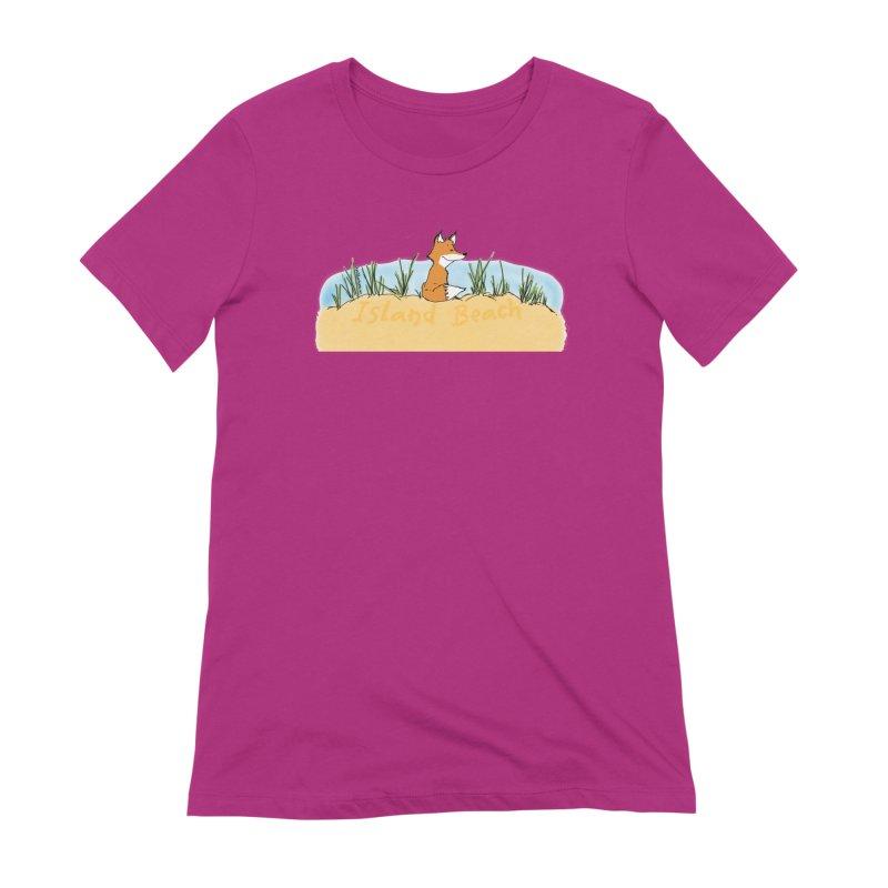 Zero Fox Given Women's Extra Soft T-Shirt by John Poveromo's Artist Shop