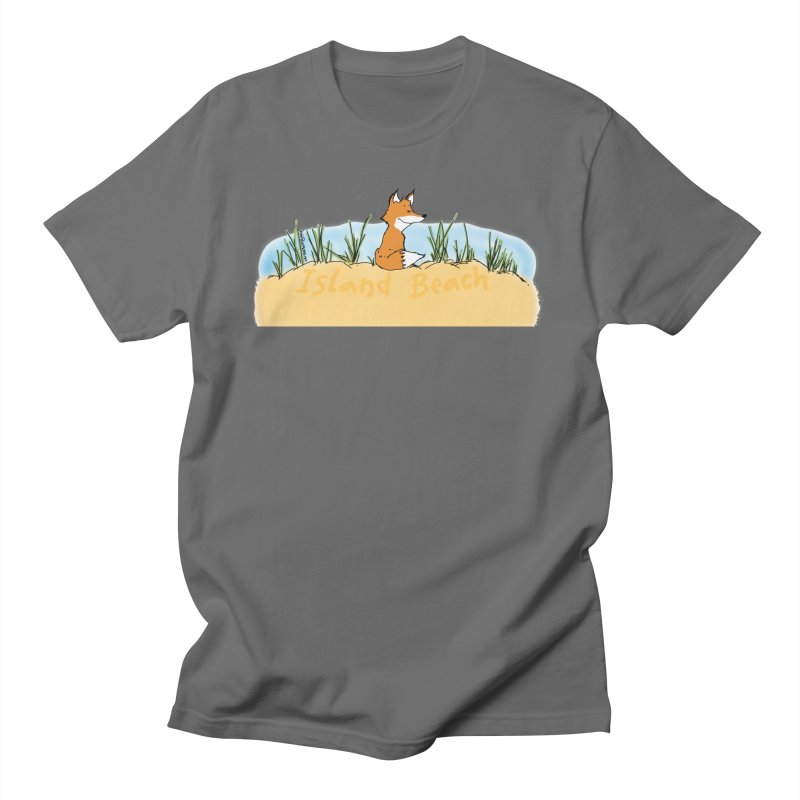 Zero Fox Given Men's T-Shirt by John Poveromo's Artist Shop
